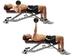 Chest Workout With Dumbbells At Home Without Bench A Beginner U0027s Guide To Chest Exercises Men U0027s Health