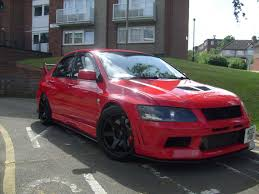 mitsubishi evo red my evo 7 your thoughts please mitsubishi lancer register forum