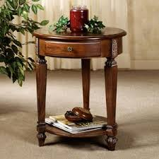 Wood Accent Table Tuscan Wood Accent Table Betterimprovement Com