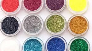 make your own calming glitter jars
