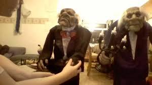 asda halloween boris the butler 2013 version old video haunted