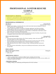 Janitorial Resume Examples by Sample Resume Hotel Maintenance Worker Templates