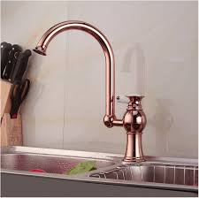copper kitchen faucets vintage antique gold kitchen faucet copper gold kitchen