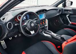 toyota gt86 2018 toyota gt86 interior shooting 2018 car review