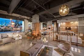 Furniture Stores In Los Angeles Downtown Loft Living Downtown Los Angeles Euro Style Home Blog Modern