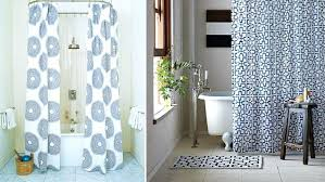 modern shower curtains be stylish contemporary uk image of