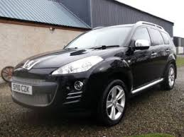 used peugeot suv used peugeot 4007 for sale in sutherland carsnip com