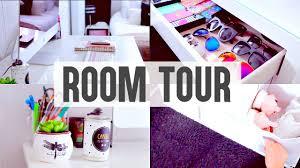 Chambre De Fille De 8 Ans by Room Tour Version 2016 Thedollbeauty Youtube