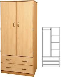 Storage Cabinet With Doors And Drawers Storage Cabinet Hospital 2 Door 2 Drawer Wsu Tough Furniture