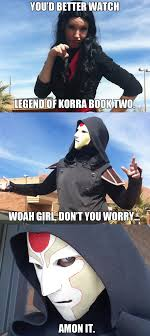 Legend Of Korra Memes - korra book 2 meme by ps its jess on deviantart