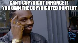 Meme Generator Copyright - roll safe think about it meme imgflip