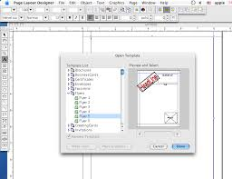 layout designer page layout designer for mac os x the easiest desktop publishing