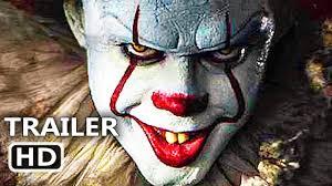 іt trailer 2017 clown horror movie hd youtube