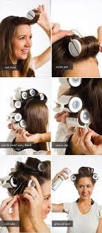 pageant curls hair cruellers versus curling iron best 25 roller curls ideas on pinterest roller set hairstyles