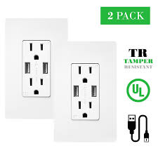 snappower guidelight outlet coverplate with led night lights