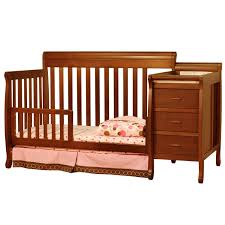 Cribs Convertible Afg 4 In 1 Convertible Crib And Changer Combo 518
