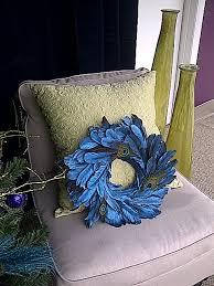 phenomenal peacock feather wreath decorating ideas