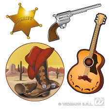 western decorations partyworld