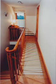 Solid Banister Awesome Solid Brown Oak Dark Painted Wood Floors Escorted By