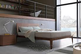 Spillo Modern Platform Bed By Pianca Italian Designer Bed Frame