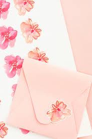 diy watercolor floral stickersmaritza lisa
