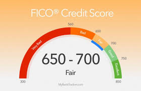 cards for 5 top credit cards for fair credit score of 650 700