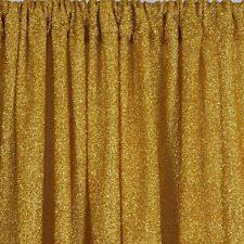 wedding backdrop ebay metallic gold backdrop 20x10 ft spandex party wedding decorations