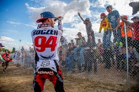 an update on honda u0027s supercross star ken roczen motorcycle com