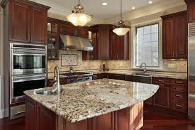 Red Kitchen Countertop - spectacular granite colors for countertops photos
