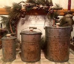 primitive kitchen canister sets 28 images adorable country