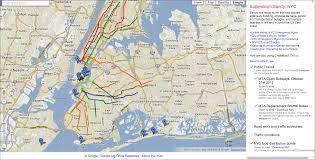 Map Nyc Subway Nyc Subway Map Updated
