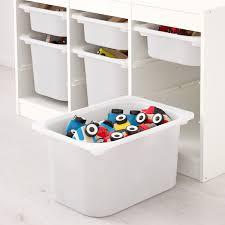 ikea kitchen cupboard storage boxes trofast storage combination with boxes white white 39x17 3 8x22