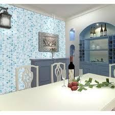 wholesale mosaic tile crystal glass backsplash dinner design