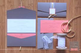 mariage gris que faire faire part mariage pockart gris corail or et blanc 1 mains