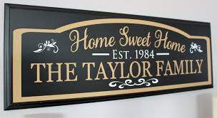 new home housewarming gift first home gift new home sign new