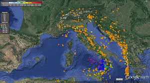 Us Geological Earthquake Map Earthquake Report Italy Jay Patton Online