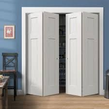hollow interior doors home depot jeld wen 72 in x 80 in craftsman white painted smooth molded