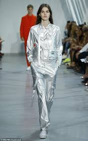 daniel lacoste a réuni sa lacoste shows futuristic olympic inspired collection at york