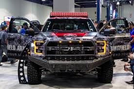 ford raptor interior 2017 springfield armory legacy 2017 ford raptor at sema show 2016