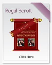 wedding cards india online indian email wedding invitations scroll pocket letter styles