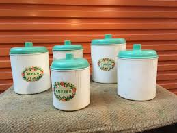 100 vintage retro kitchen canisters 100 vintage retro