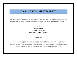 Resume Cashier Example by Cashier Sample Resume Choose Cashier Resume Sample Cashier