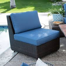 Patio Dining Sets With Fire Pits by Belham Living Luciana Bay Wicker Sofa Sectional Set With