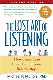 the lost art of listening second edition ebook by michael p