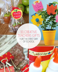 creative gifts for 10 creative teachers gifts for the day of school babble
