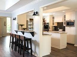 table cuisine avec tabouret cuisine avec bar ou cuisines bar id es la cat cuisine table cuisine
