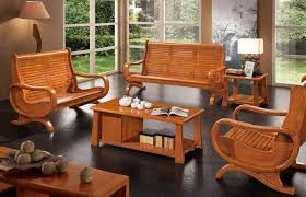 Wooden Living Room Table Living Room Furniture Woodcraft Furniture Hardwood Living Room
