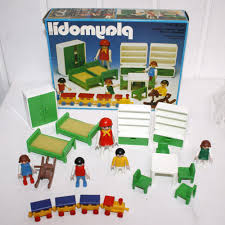 chambre enfant playmobil 3417 chambre verte des enfant playmobil avec boite play original