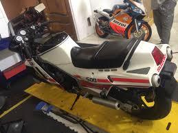 dmv motorcycle manual all original 1985 suzuki rg500 gamma with just 4300 miles rare