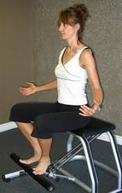 Pilates Chair Exercises Pilates Chair Workout